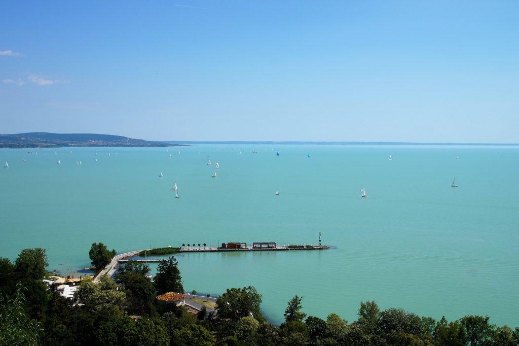 Lake Balaton Hongarije